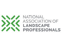 We are a member of the National Association of Landscaping Professionals