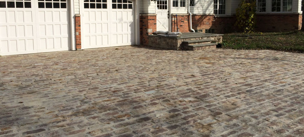 Experienced Brick and Stone Reclaimed Cobblestones