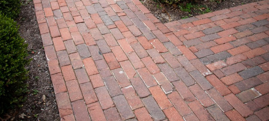 Experienced Brick and Stone Reclaimed Youngstown Street Bricks